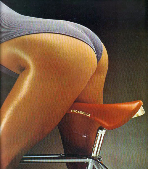 "Vintage Saddle Publicity!  ""They knew how to capture our attention"""