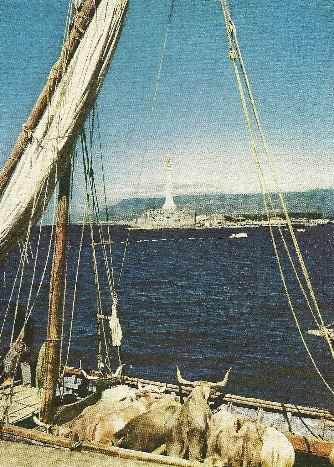 Messina, Italy National Geographic | March 1940