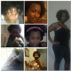 Team natural hair
