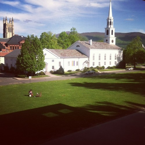 This place is amazing. #williamscollege