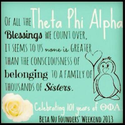sweettea-and-sunshine:  Its founders weekend!!