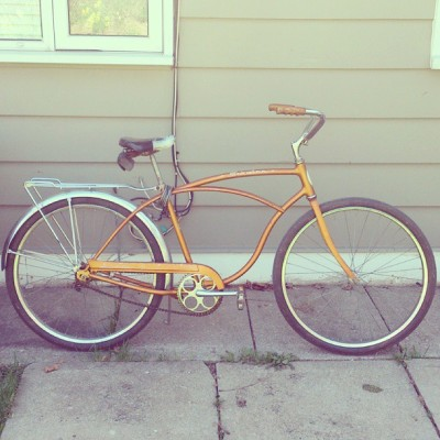 ndirekt:  My bike is almost fifty years old  I'm so jealous.