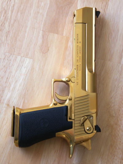 Desert Eagle .50AE by gswetsky