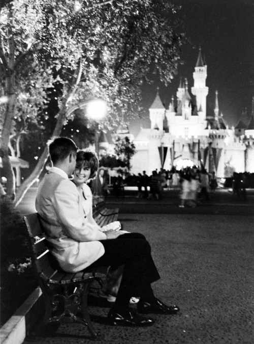 always-fair-weather:  Prom night at Disneyland - 1961