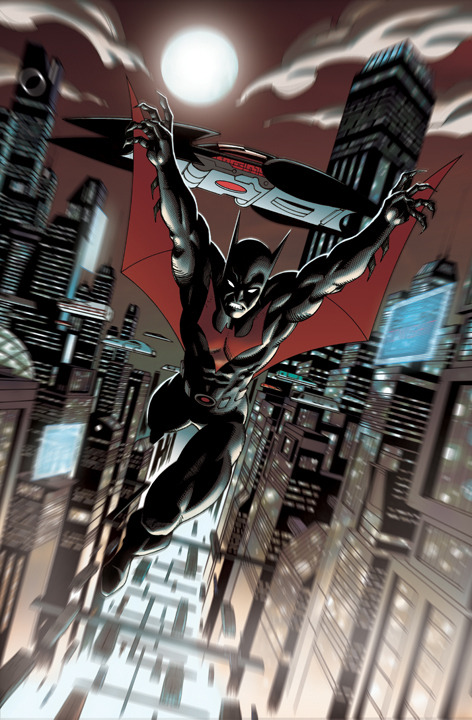 Batman Beyond | Ian Navarro