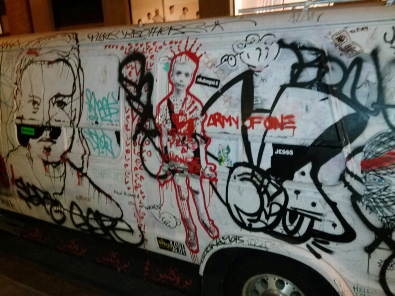 roadtrips101:Street art, downtown NYC