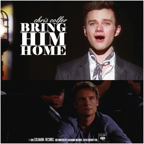 4x13 Diva | Bring Him Home by Chris Colfer Requested Alternative Cover