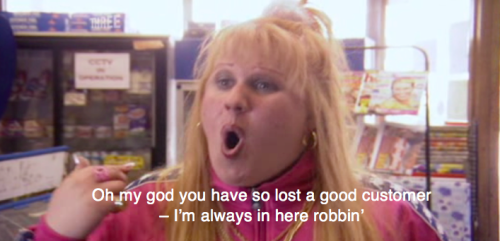 Little Britain is hilarious!