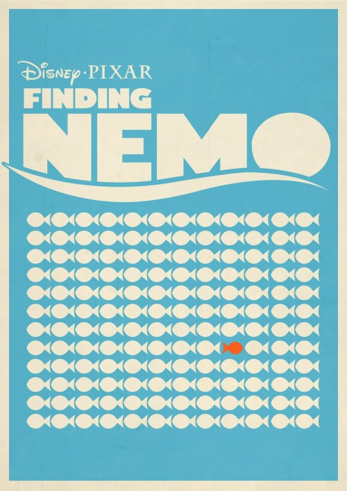 Finding Nemo by Roars Adams