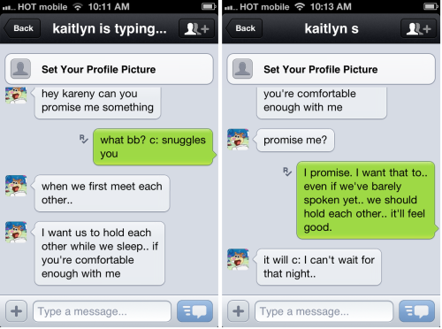 i hope you remember this also i miss kik