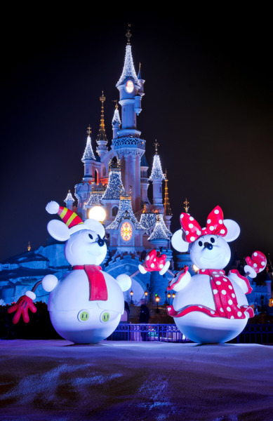 Merry Christmas - Disneyland Paris