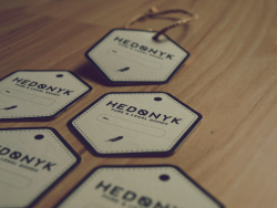 Paper Tags done for my upcoming brand fb.com/hedonyk