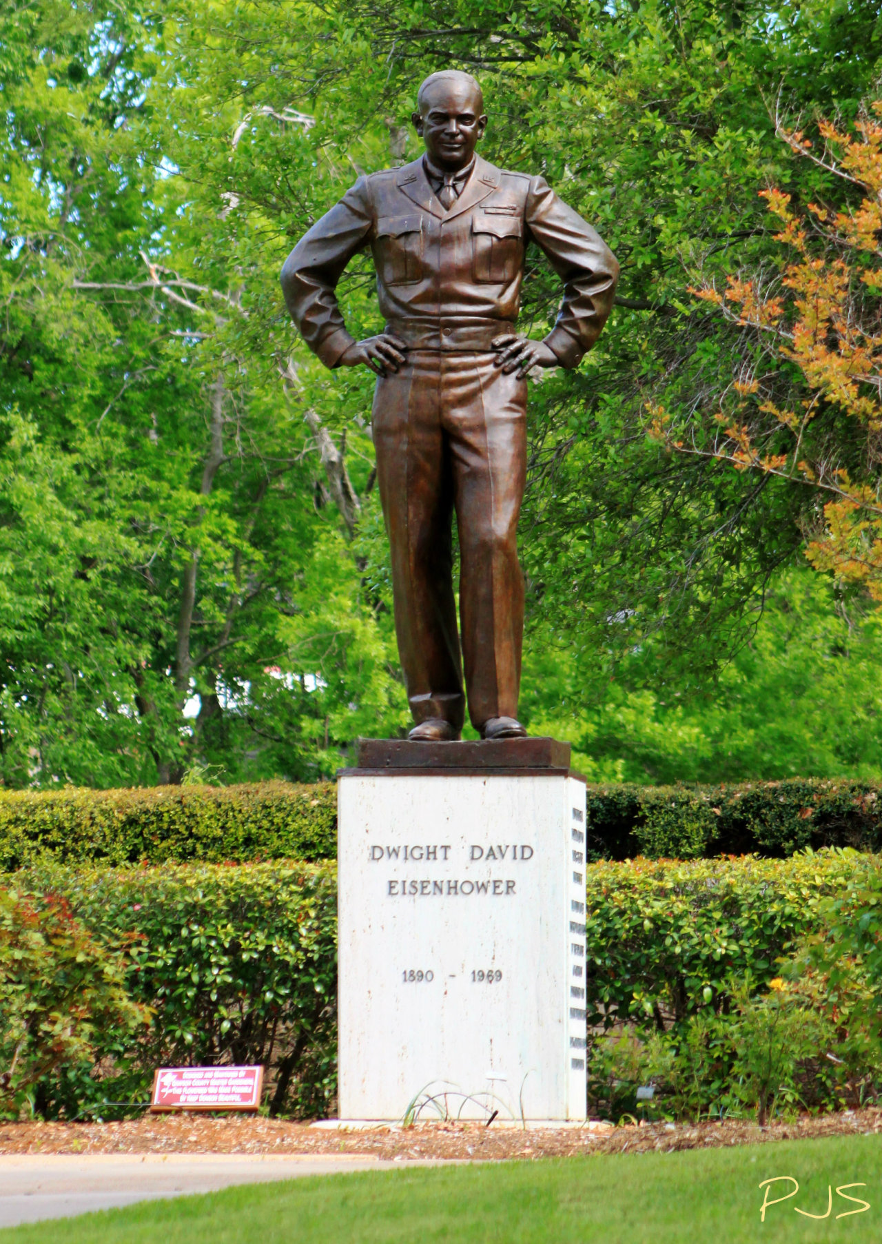 Dwight David Eisenhower - Denison, Texas