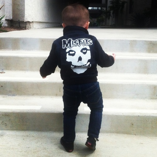 punkrockbetty:  Future baybeeeh! So cuuute!!!