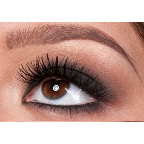 nanis48:  Eye makeup   ❤ liked on Polyvore