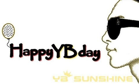 our SUNshine super ☆! 생일 축하해 dear @Realtaeyang ! We Love You So much! stay healthy! God Bless You Always! #happyYBday ^^
