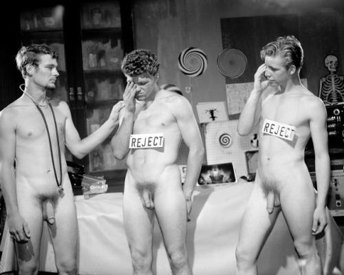 Production still from Boy Factory (1969)