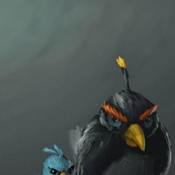 10 Amazing Angry Birds Wallpapers for iPhone 5