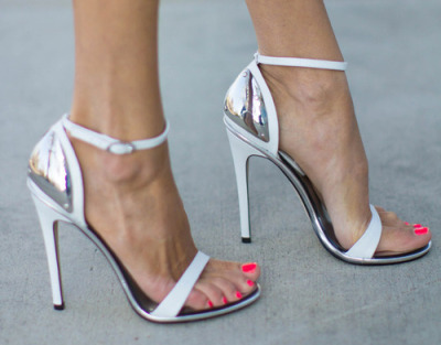 incredible heels.