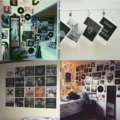 Grunge Apartment Aesthetic