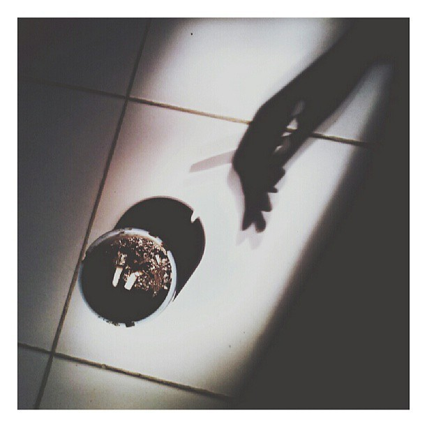 Day 15: Silhouette #30DaysChallenge  #smoke #cigarette #ashtray #silhouette #all_shots #bestoftheday #photooftheday #instadaily #instago #instagood #instahub #instamood #instanusantara #instaphoto #filter #shoutout #iphonesia #iphonegraphy #iphonegrapher #hot #igaddicted #igers #statigram #tagstagram #tagstagramers #tweegram #webstagram #indonesia #instagram