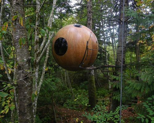 18 gorgeous treehouses from around the world