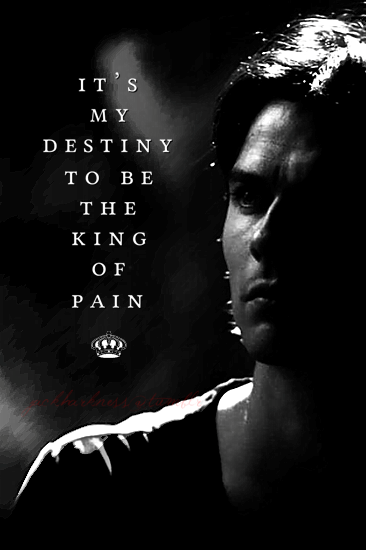 THE KING OF PAIN [x]11 January 2013.