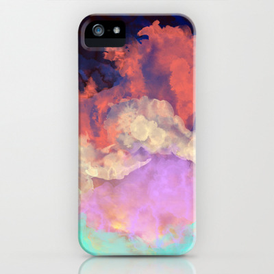 Into The Sun iPhone & iPod Case by Galaxy Eyes | Society6