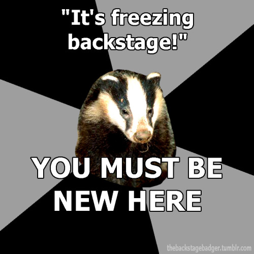 Submitted by neveruniformunique Official Backstage Badger Shirt Information Here! Badger's winter sale is happening now! All long sleeve shirts are 20% off! (No promo code needed!)