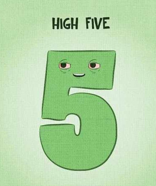 ganjakingsjebote:  Now thats how you know your high! Look at the 5's Eyes!
