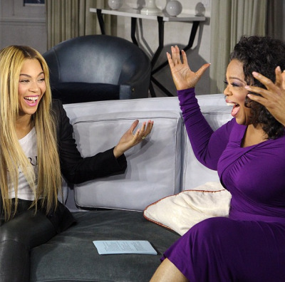 "Oprah:""Did we have fun or what? #nextchapter sat 8pm""[via Instagtram]"