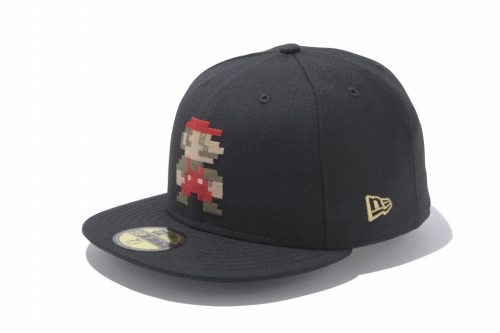 albotas:  Super Mario Bros. x New Era Japan 2013 Spring/Summer Hat Collection New Era Japan just dropped a buttload of new hats in various styles featuring 8-bit sprites of classic characters from the original Super Mario Bros. The Koopa and Goomba are my faves. Check out more styles at New Era Japan. Follow Albotas on Twitter | Like Albotas on Facebook