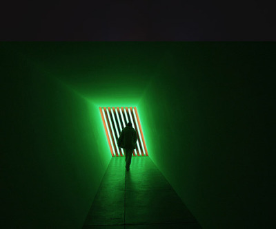 Which way to Marfa? 247forever:  Dan Flavin (1933 – 1996)