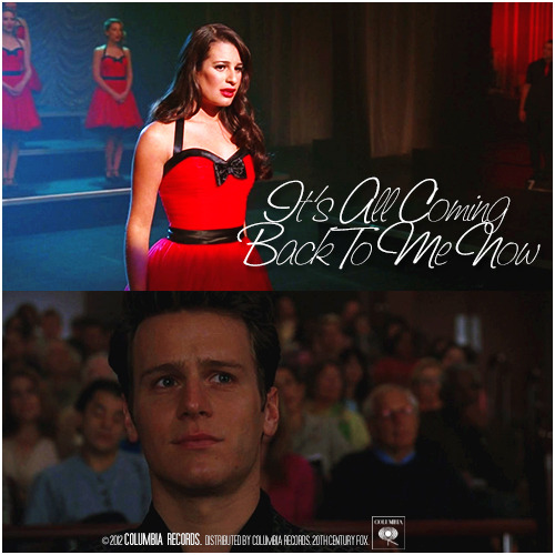 3x21 Nationals | It's All Coming Back To Me Now Requested Alternative Cover Request by blaine-the-boy-wonder