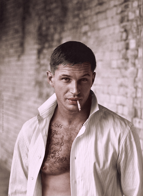 zzzemen:  It's OK…It's Tom hardy