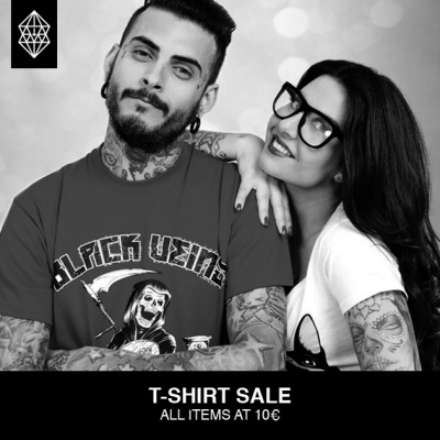 T-SHIRT SALE :: ALL ITEMS AT 10€