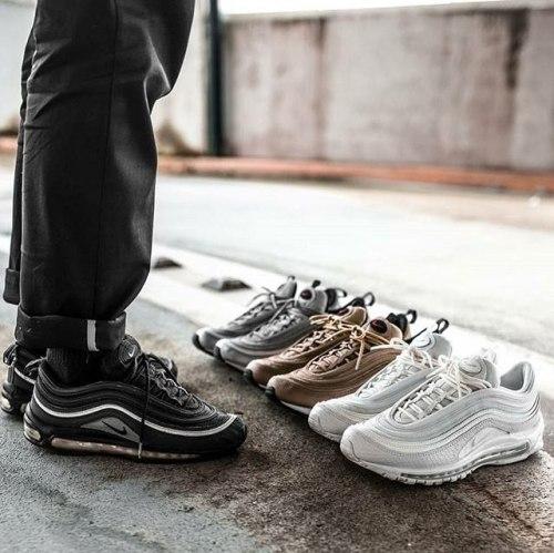 nike nike air max air max 97 air max hype hypebeast womft wdywt streetwear street style sneakers sneakerhead