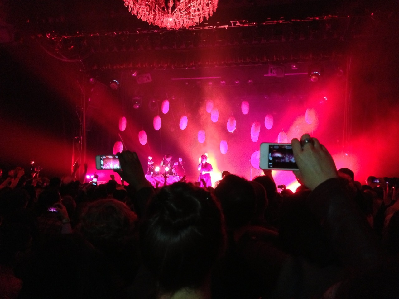 purity ring, jolly good show!