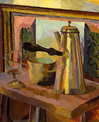 Duncan Grant The Coffee Pot 1916