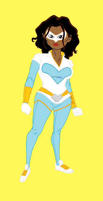 THE MOVEMENT FANART I drew Virtue from Gail Simone's new DC series, The Movement. I haven't read it yet but i do have it in my pull list at my LCS. Can't wait to read it, she was super fun to draw!