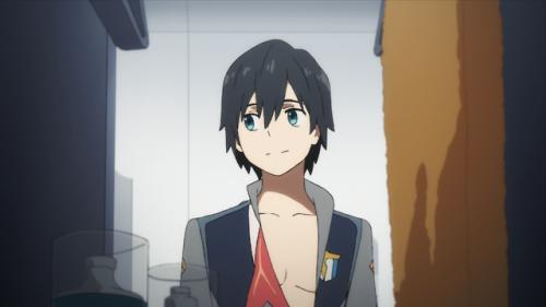 shortaminimum:  Hiro from DARLING in the FrankXXI like Hiro :3