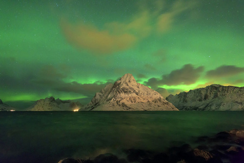 neptunesbounty:  Reine Norway by peterspencer49 on Flickr.