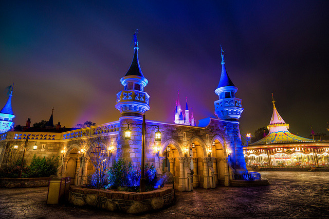 Magic Kingdom: Fantasyland by Hamilton! on Flickr.