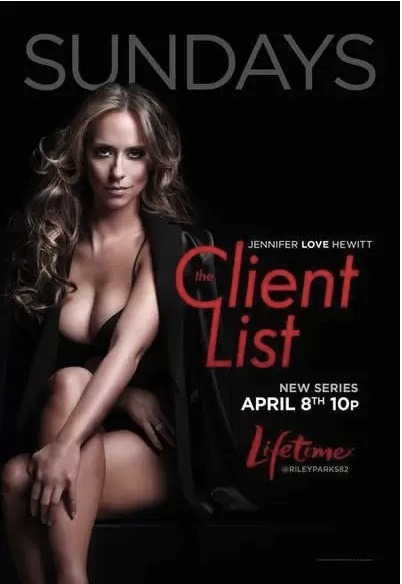Last night we saw the Season 2 premiere of, The Client List starring Jennifer Love Hewitt. Then, today, Hewitt did an interview with USA Today in which she stated that she'd consider getting her boobs insured for $5 million! Actually, we think they are worth more.. what do you think?