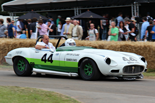 Absolutely not impressed Starring: '75 Jaguar E-Type (by robertknight16)