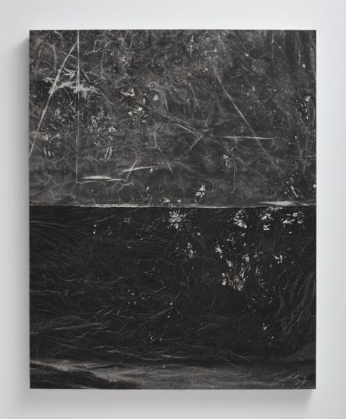 "artlistpro:  Sam Moyer / Untitled / Ink on canvas mounted to wood panel / 60"" x 48"" / 2012 (via UPCOMING: STATIC & SCRIM / JANUARY 31 – FEBRUARY 23, 2013 