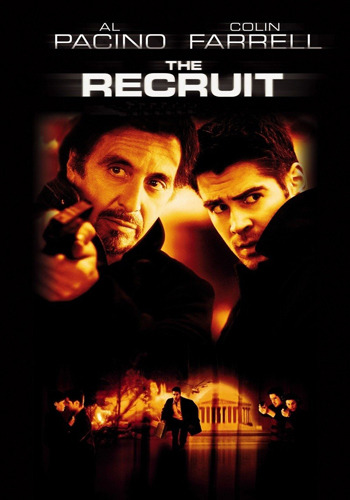 #447/#164 The Recruit (Rewatch) MIT graduate James Clayton (Colin Farrell) is recruited by instructor Walter Burk (Al Pacino) to become a CIA operative. Beginning training at 'The Farm', Clayton meets Layla (Bridget Moynahan) and forms a connection before seemingly washing out. Did he though, or was this merely the beginning of his real mission? Is there more to all of this than what there seems to be on the surface? I saw this film several years ago and I remember it being a lot better than it actually is. It starts off strong with the actual recruiting part and all of the interesting psychological warfare elements on the farm, but by about the halfway point it loses any sort of traction. It looked like it was building to some clever spy based drama and some intrigue surrounding James' possibly CIA NOC operative dad who died when James was young, but instead it ignores all this for a boring infiltration mission followed by a pretty standard twist. Similarly, Layla looked like she was going to be an interesting character and then suddenly she's just the love interest. It's an easily watchable film but there's just a lot of wasted potential and some fairly uninspired performances from actors you know can produce better. 2/5