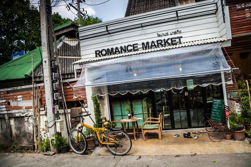 Breakfast Romance Market Pai