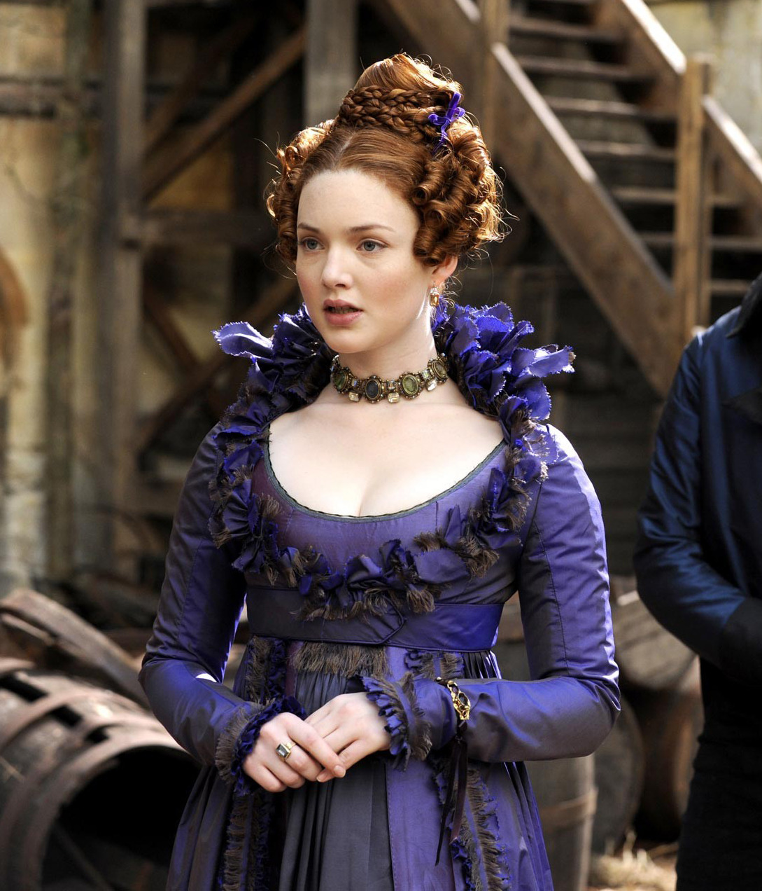 suicideblonde:  Holliday Grainger in Great Expectations