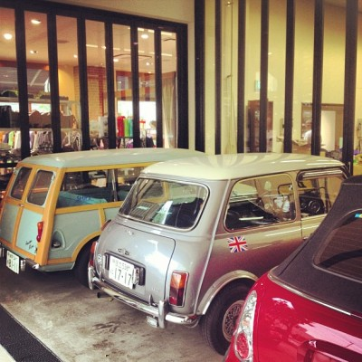 LITTLE CARS CAFE